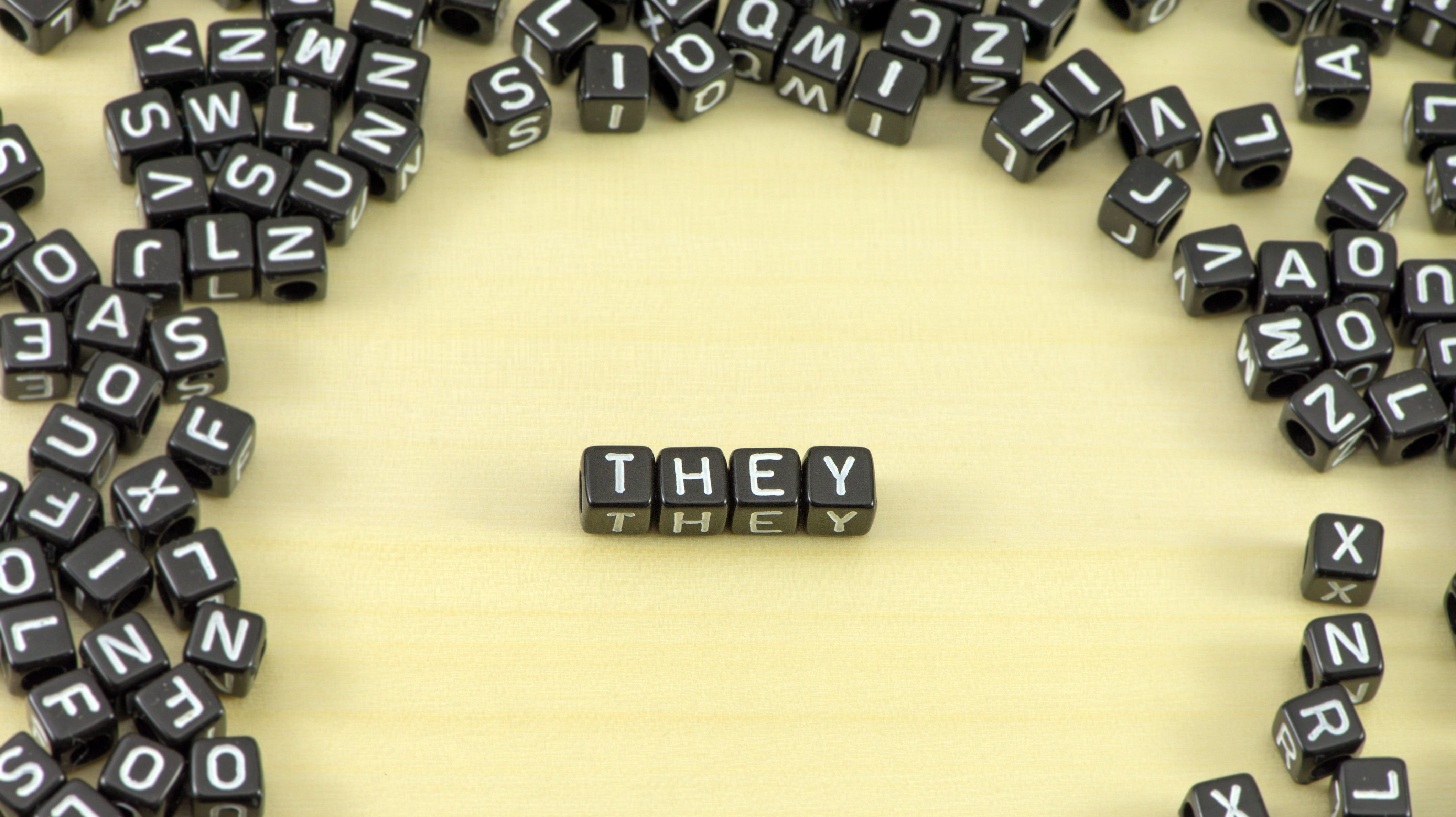Stop Grammar Policing The Word 'They'