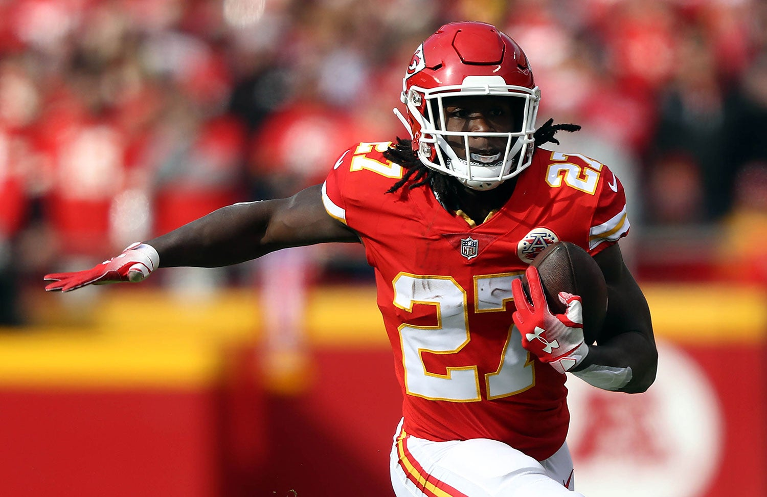 Disgraced NFL Star Kareem Hunt Is Being Removed From Madden 19