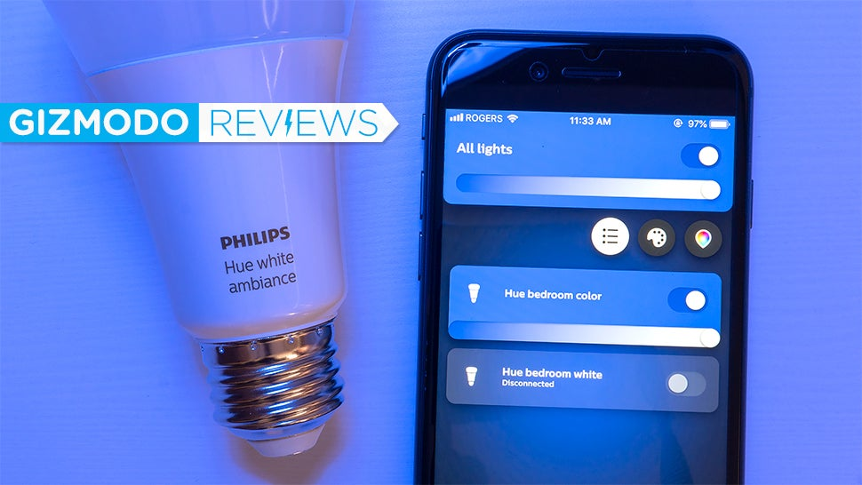 The New Philips Hue Bluetooth Bulbs Are The Best Place To Start If You're Curious About Smart Lighting