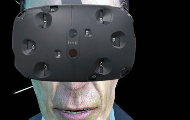 Yep, Valve Is Experimenting With Half-Life In VR