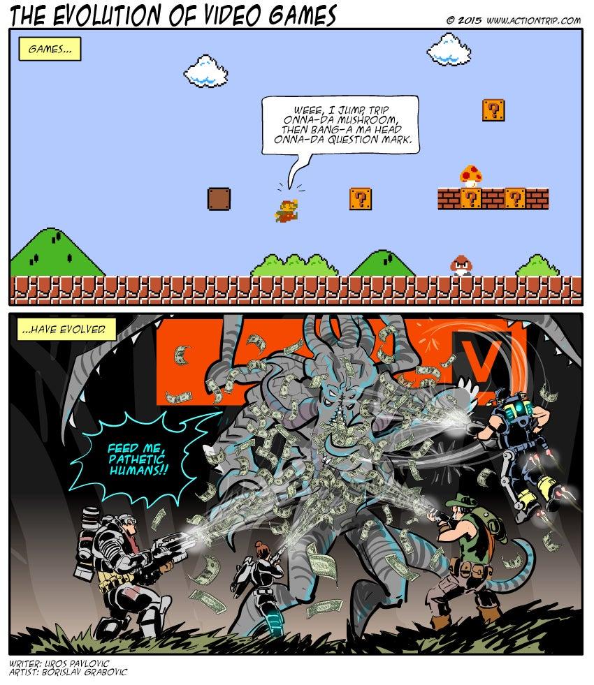 Sunday Comics: Alligator Vasectomy