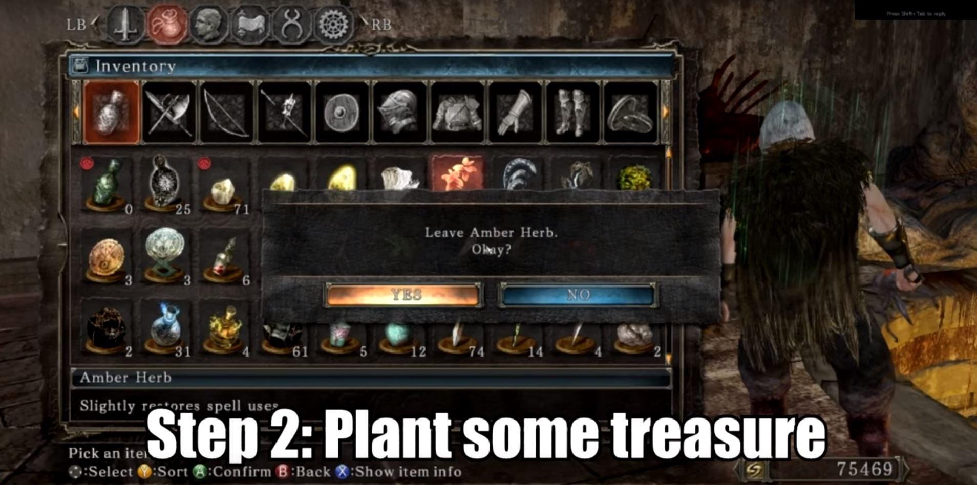 Meet Iron Pineapple, The Biggest Troll In Dark Souls