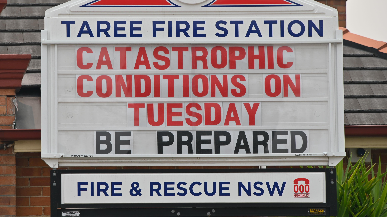 'It's Where People Die': Australia Faces Unprecedented 'Catastrophic' Bush Fire Weather