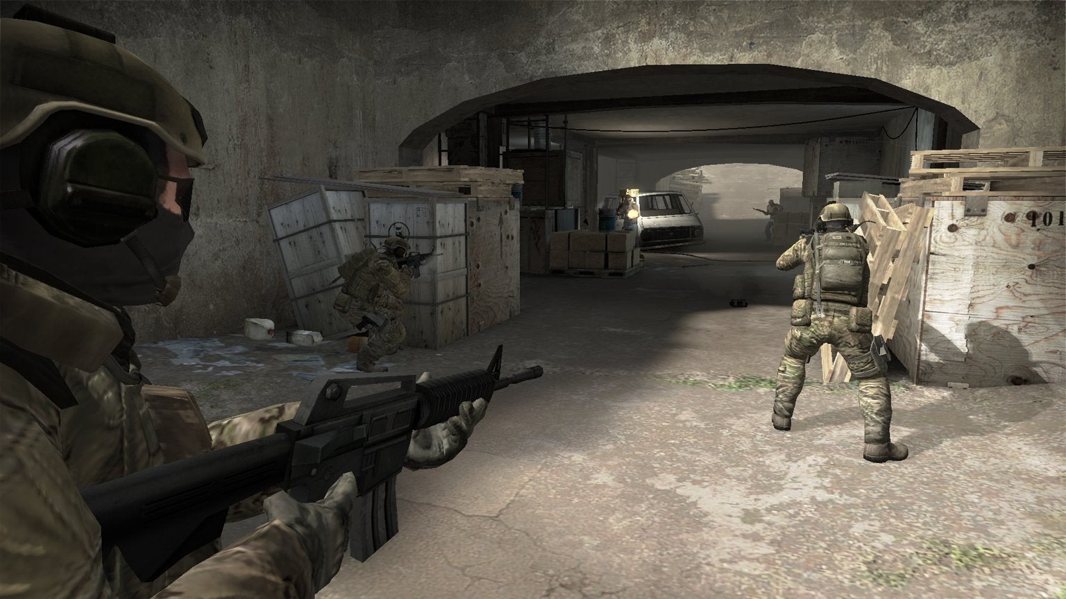 Winners Of Counter-Strike Tournament Banned After The Event For Cheating