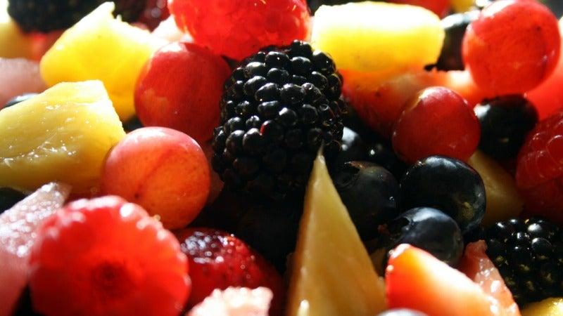 To Make A Fantastic Fruit Salad, Dress It Like A Savoury One