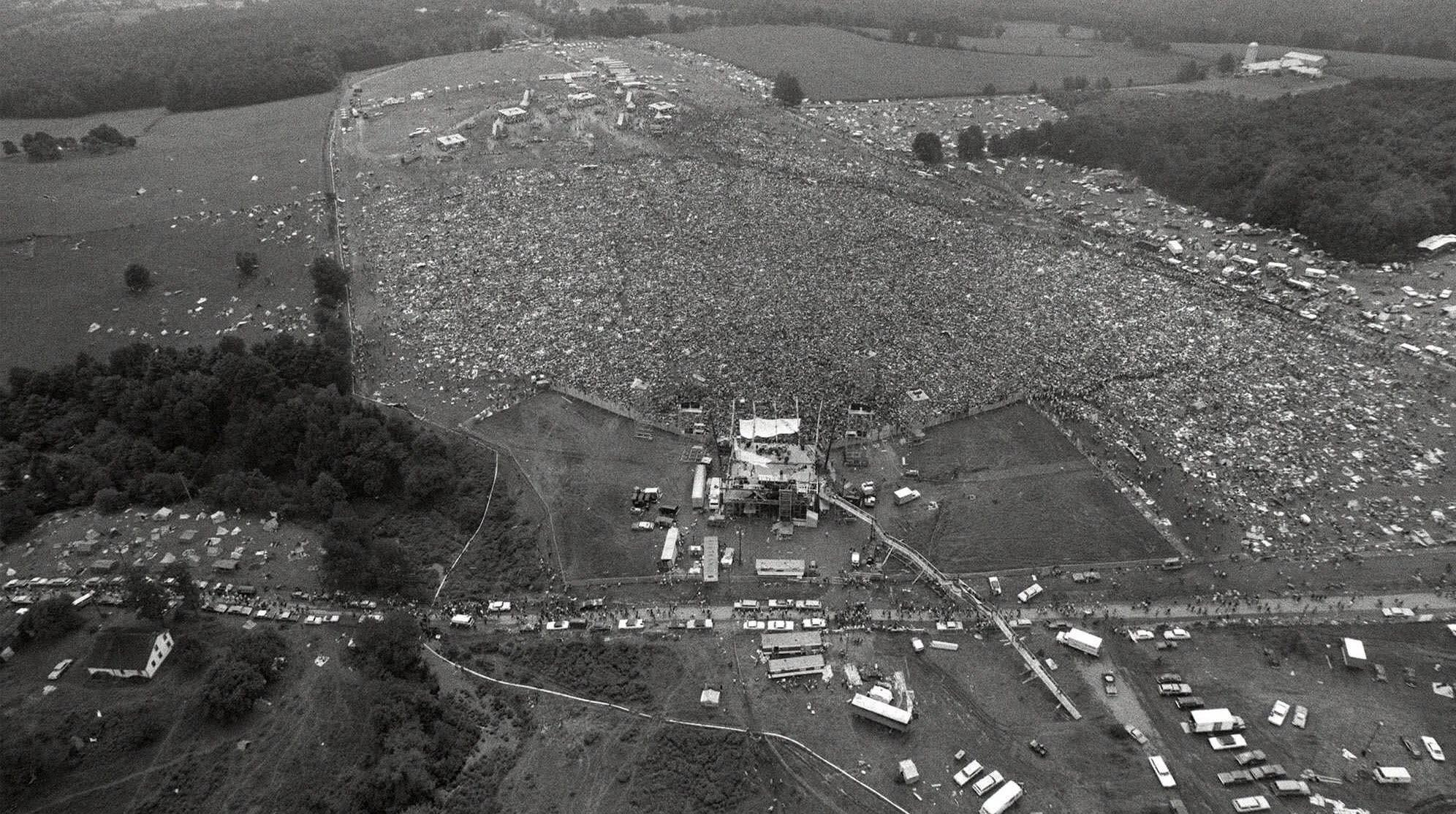"Woodstock ""Took On A Life Of Its Own,"" Recent Archaeological Survey Reveals"