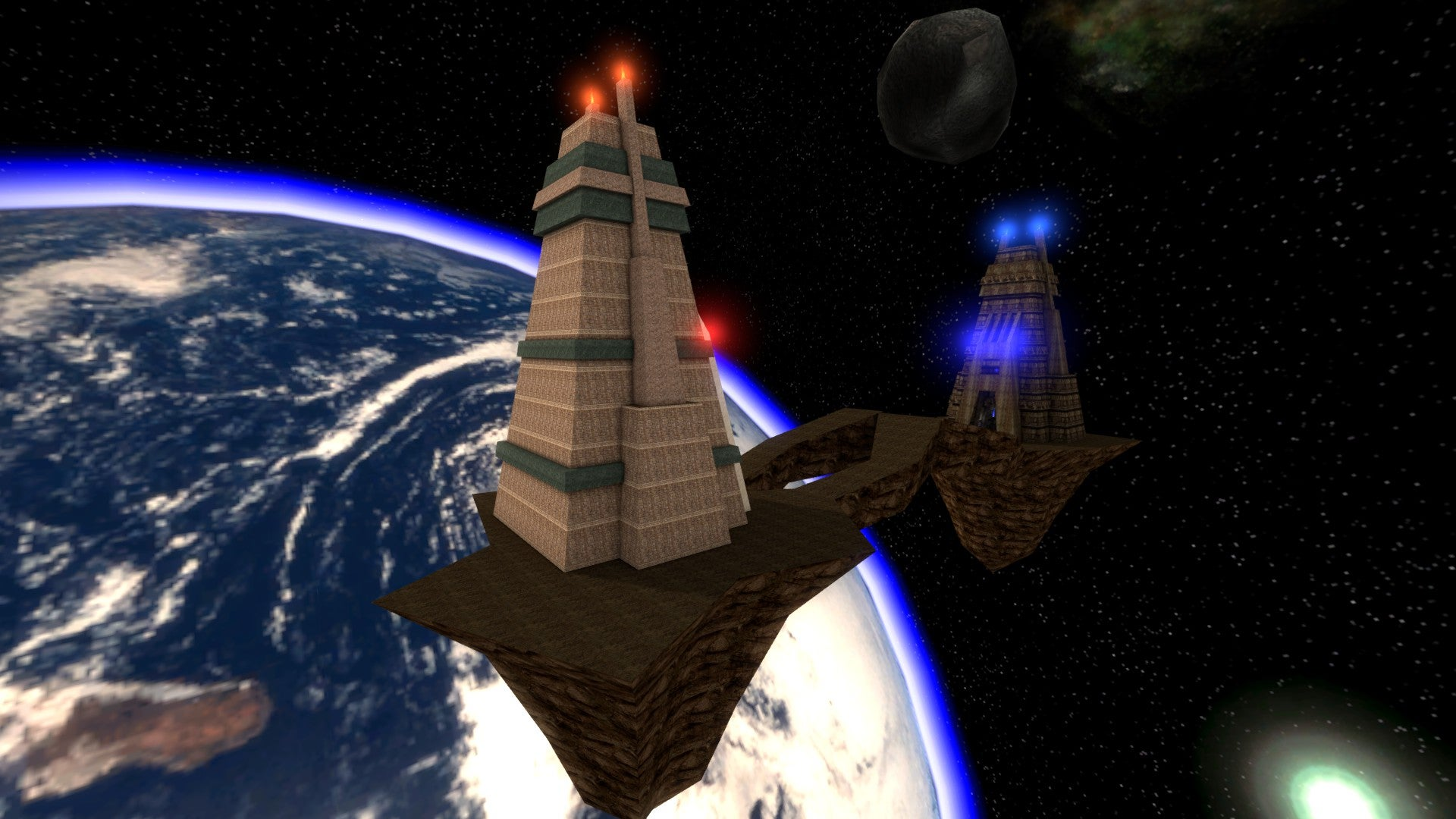 Modder Brings Unreal Tournament S Best Map To Counter