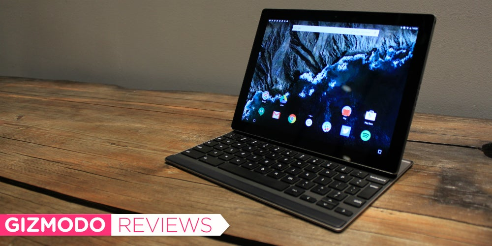Google Pixel C Tablet Review: Android's Not Ready For A Tablet This Good