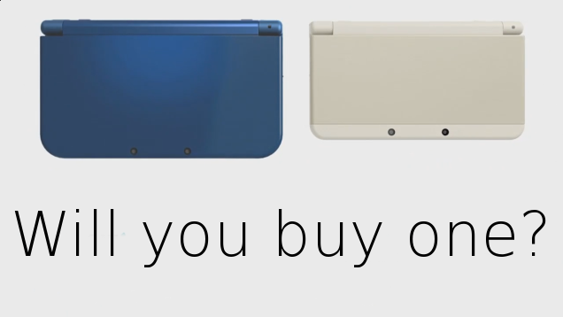 We Asked Japanese Gamers If They're Buying the New 3DS
