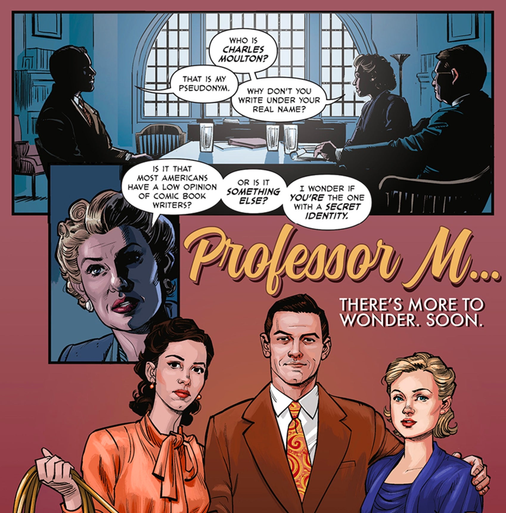 Check Out The Teaser For Professor Marston & The Wonder Women