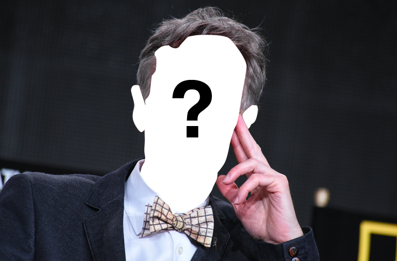 Guess What Science Guy Owns 'About 500' Bow Ties