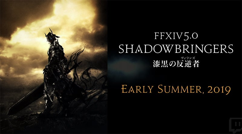 Final Fantasy 14's Next Expansion Is Shadowbringers, Coming Winter 2019