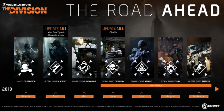 Ubisoft Is Making The Division 2 (And Updating The First