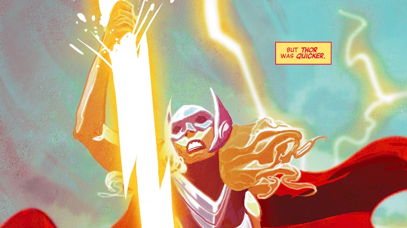 Jane Foster Just Proved She Doesn't Need Mjolnir To Be Thor