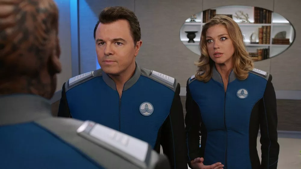 The Orville Has Been Renewed For A Third Season