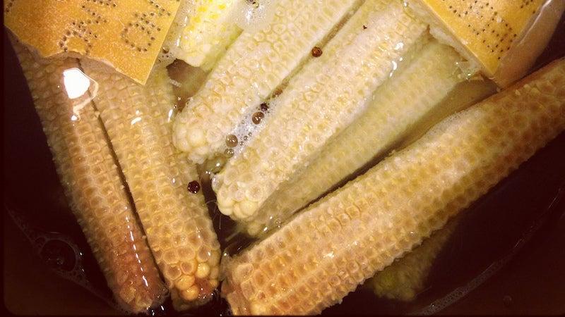 Turn Leftover Corn Cobs into Delicious, Versatile Corn Stock