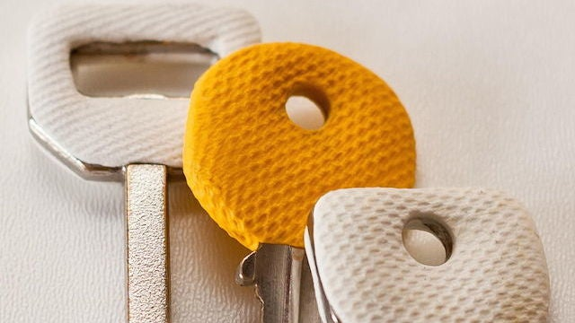 Make Your Own Key Covers with Sugru