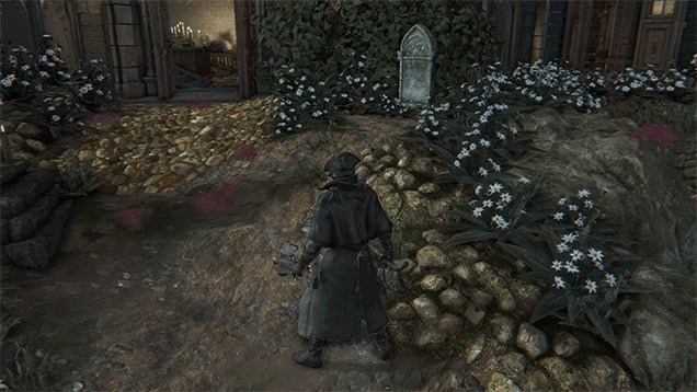Bloodborne Players Are Killing Themselves In The Most Unlikely Place