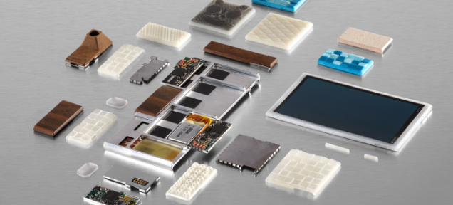 Google's Modular Phone Will Let You Swap Hardware While It Runs