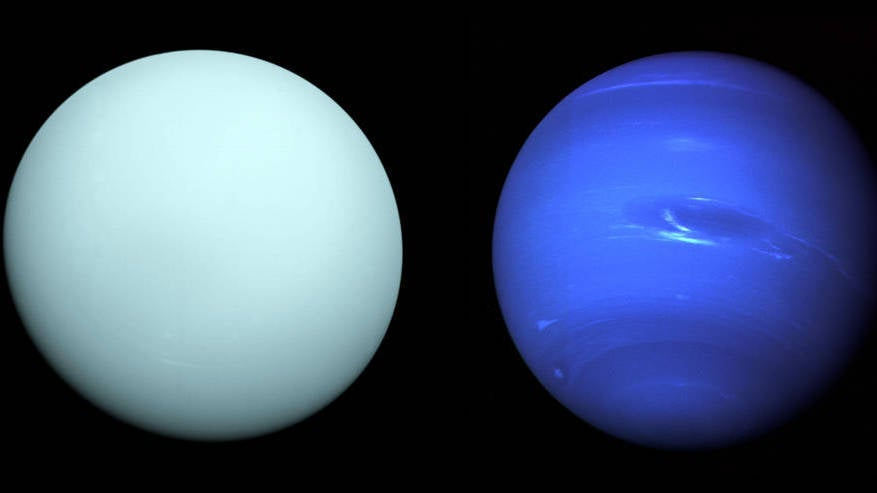 Uranus Might Finally Get A Visitor After All These Years