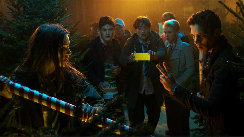 Zombies, Christmas And Musicals Collide In The New Trailer For Anna And The Apocalypse