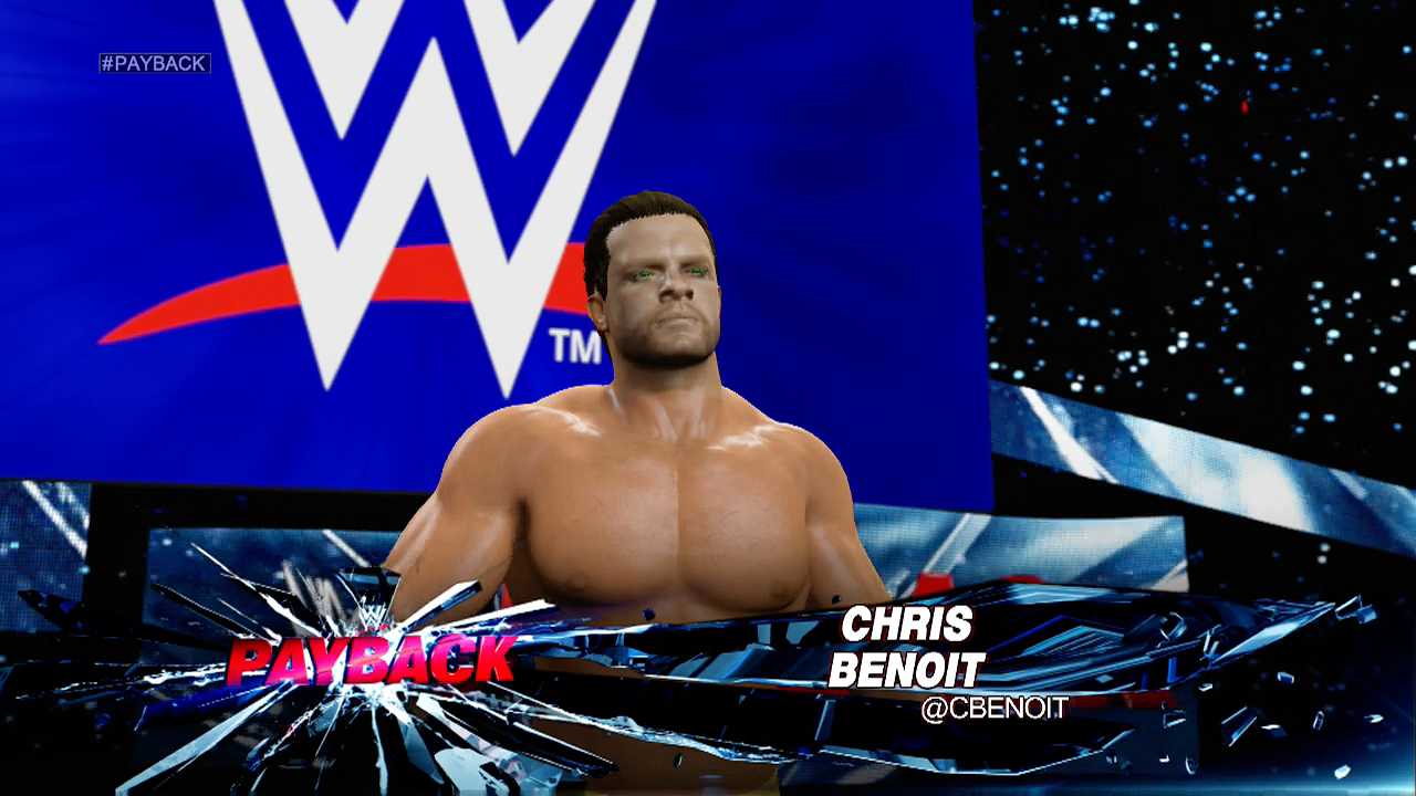 I Was Chris Benoit: Playing A Video Game As A Real-Life Murderer