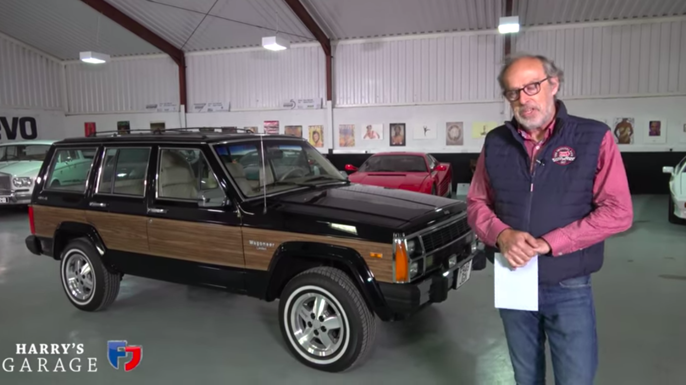 British Land Rover Nerd Drives A Jeep Cherokee XJ And Realises Its Greatness