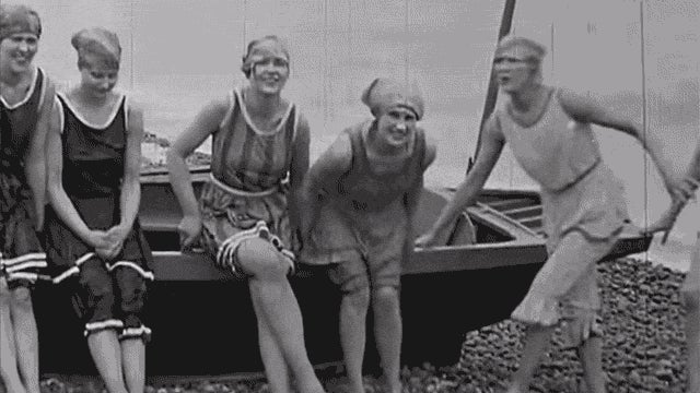 Is This Film of Women in 'Scandalous' Swimsuits Really From 1898?