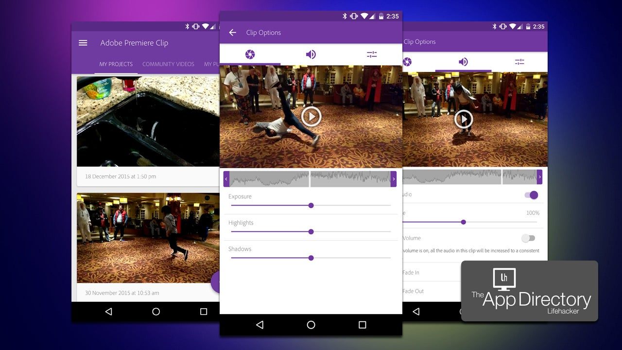 App Directory: The Best Video Editor For Android