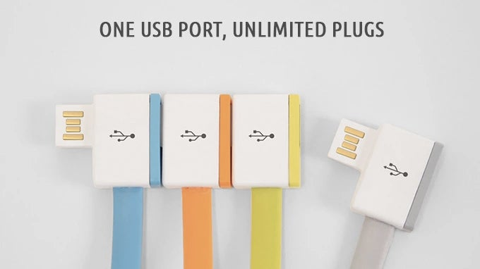 In A Perfect World, Every USB Plug Would Also Be A USB Port