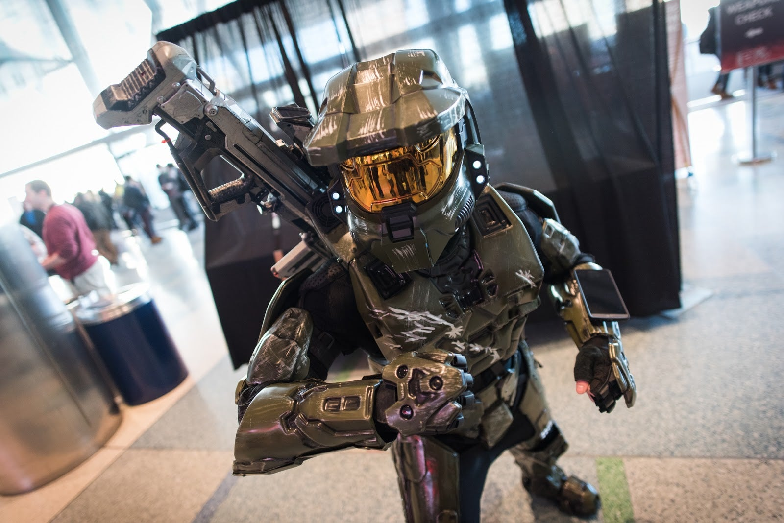 Halo Multiplayer Works in the Real World at Least