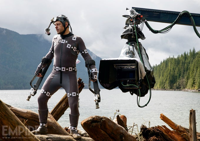 The motion capture in Dawn Of The Planet Of The Apes is simply stunning