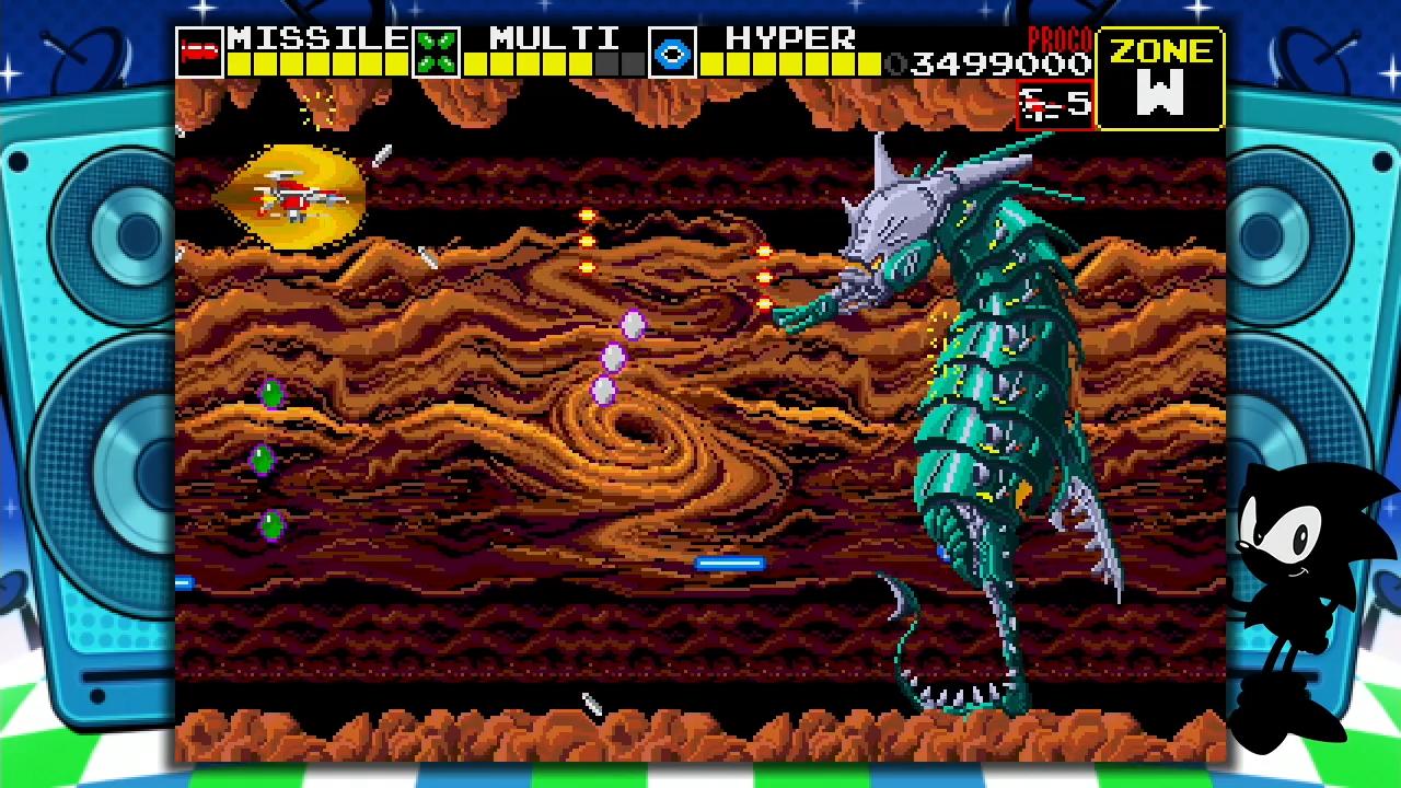 The SEGA Mega Drive Mini Will Include A Fan-Made Game