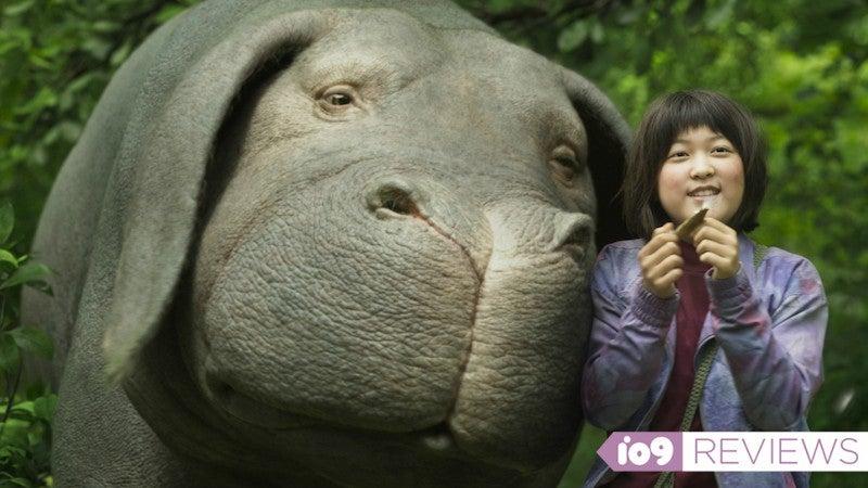 Okja Is Netflix's First Great Original Movie