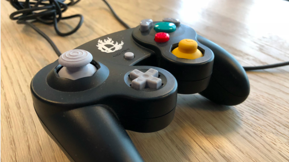 I've Fallen In Love With The GameCube's Analogue Stick
