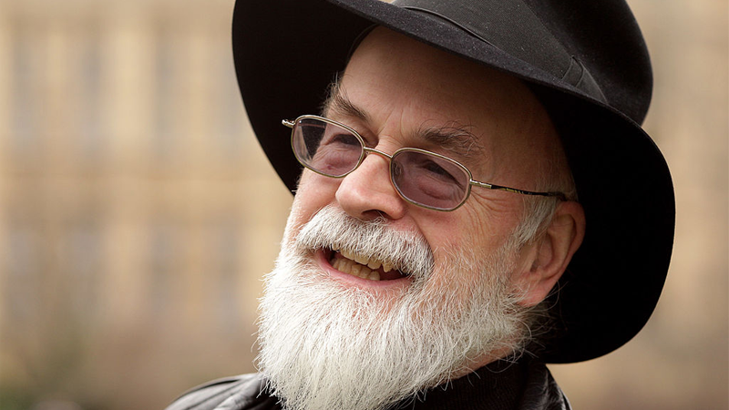 Terry Pratchett's Unpublished Work Has Been Destroyed, Just Like He Wanted