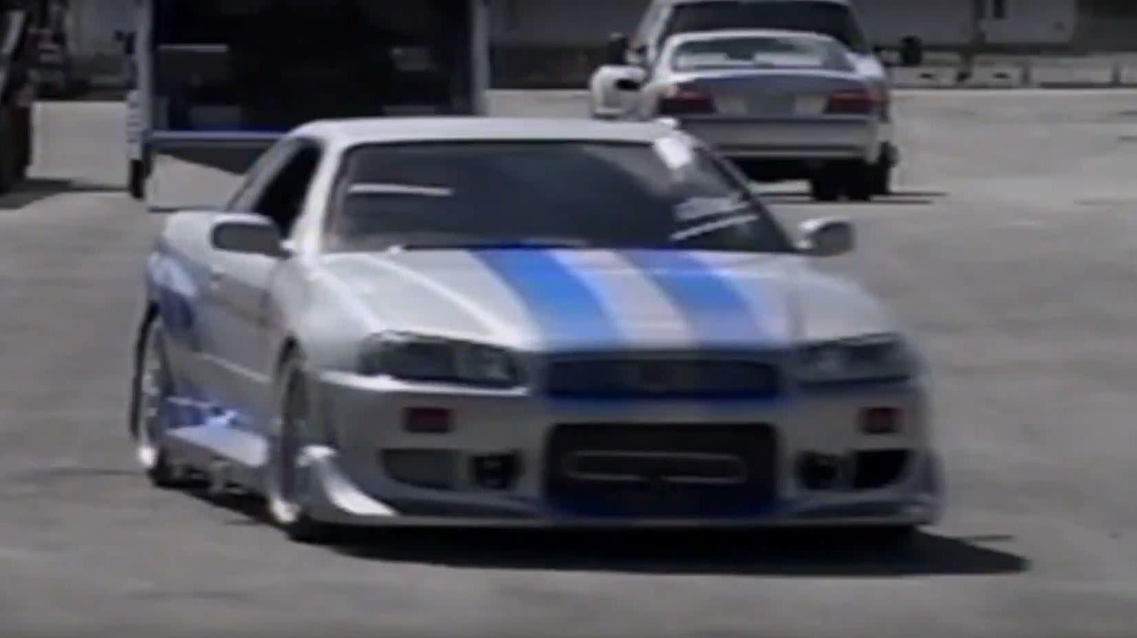 All Of The Skylines Used In 2 Fast 2 Furious Were Real GT-Rs