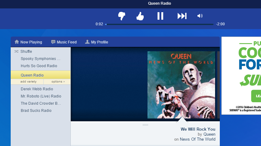 Pandora Adds Offline Playback For Plus Subscribers, Improves Its Free Service