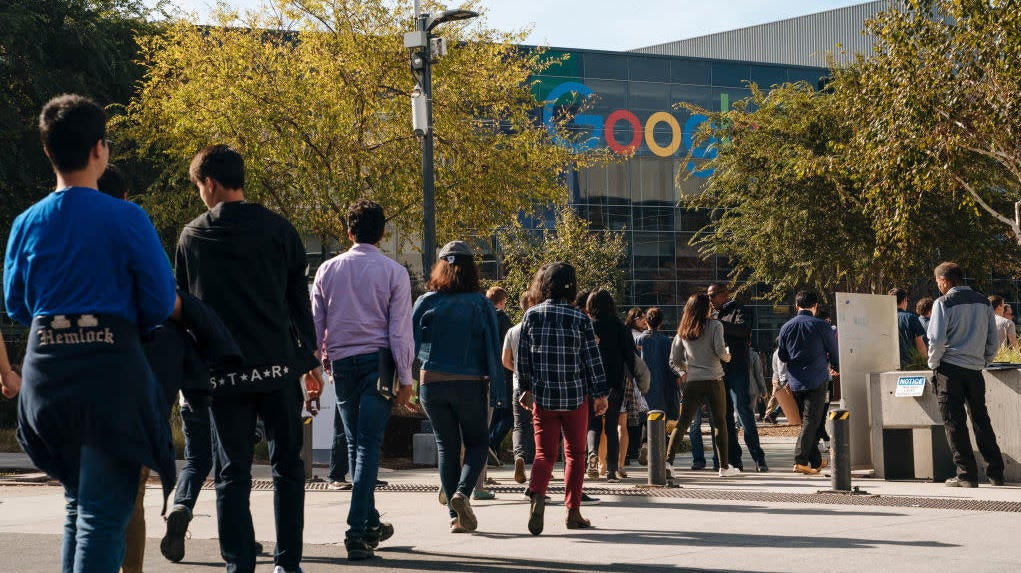 Google Escalates Internal Crackdown, Firing Four Employees