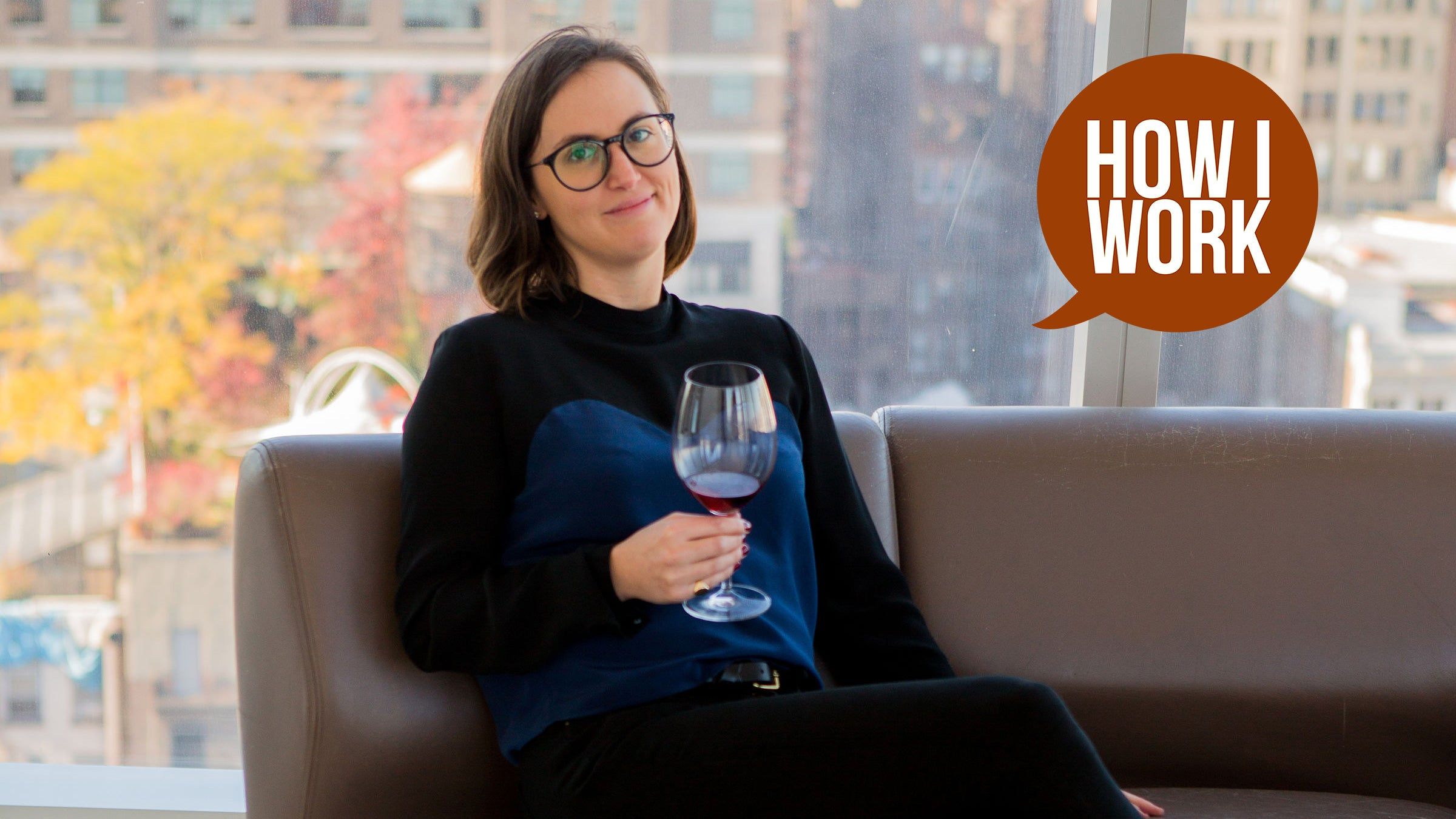 I'm Ashley Santoro, Sommelier For The Standard Hotel, And This Is How I Work
