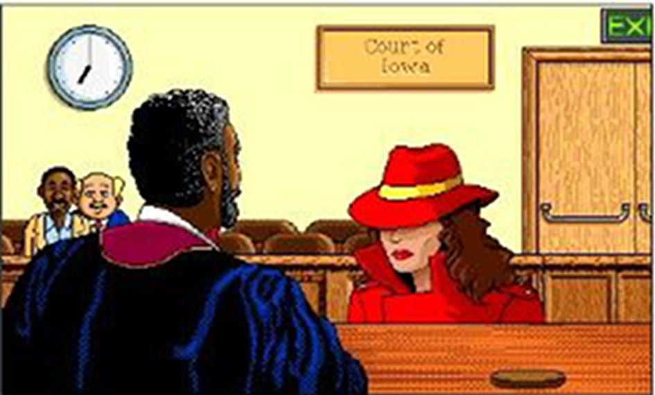 Why In The World People Love Carmen Sandiego