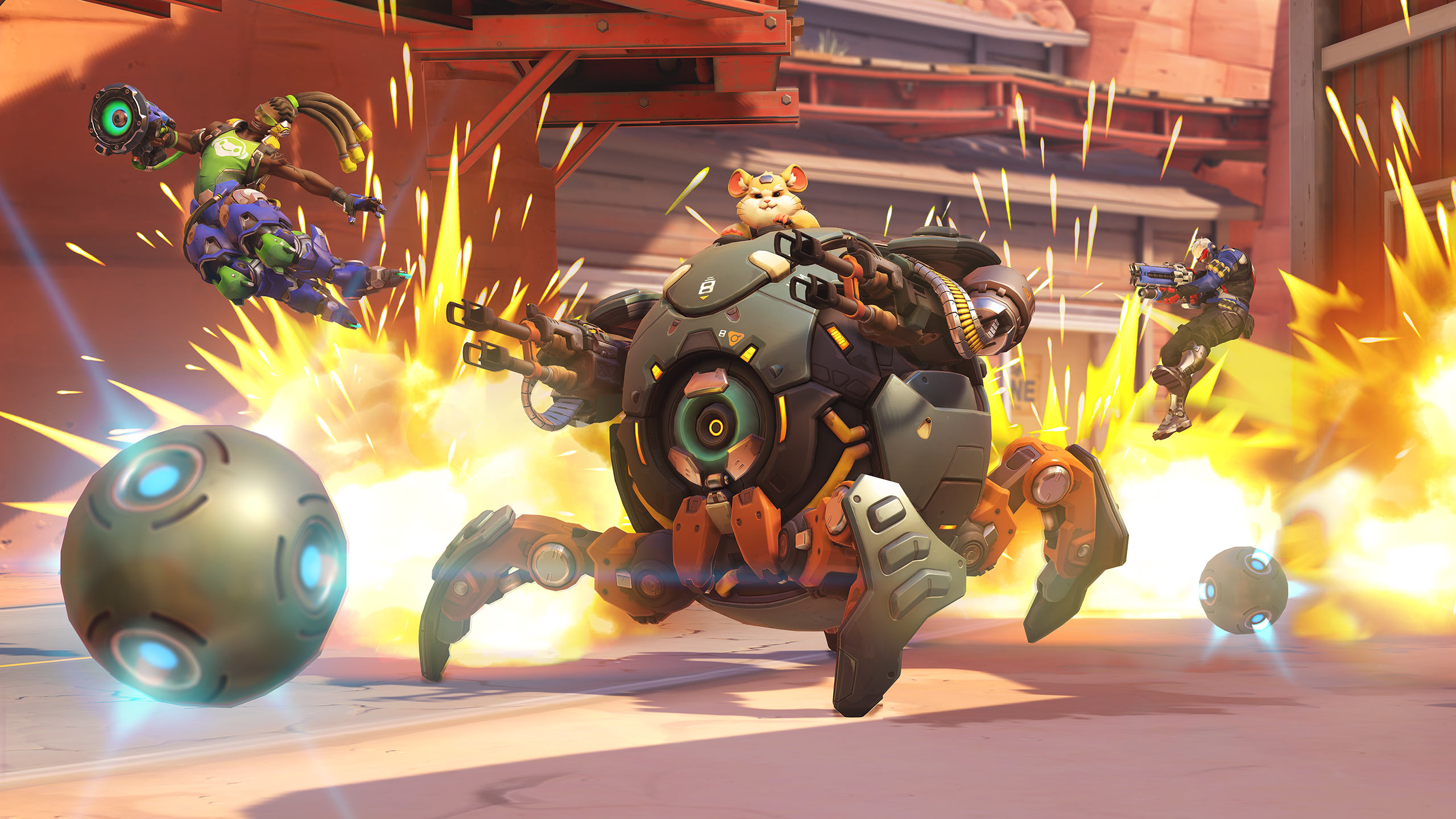 Players Are Creating Amazing Things With Overwatch's New Workshop Tools
