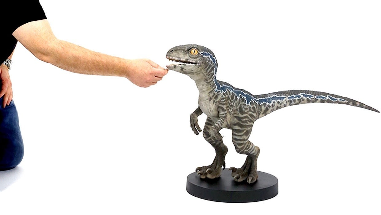 You Can Now Own The Adorable Baby Velociraptor From Jurassic World: Fallen Kingdom