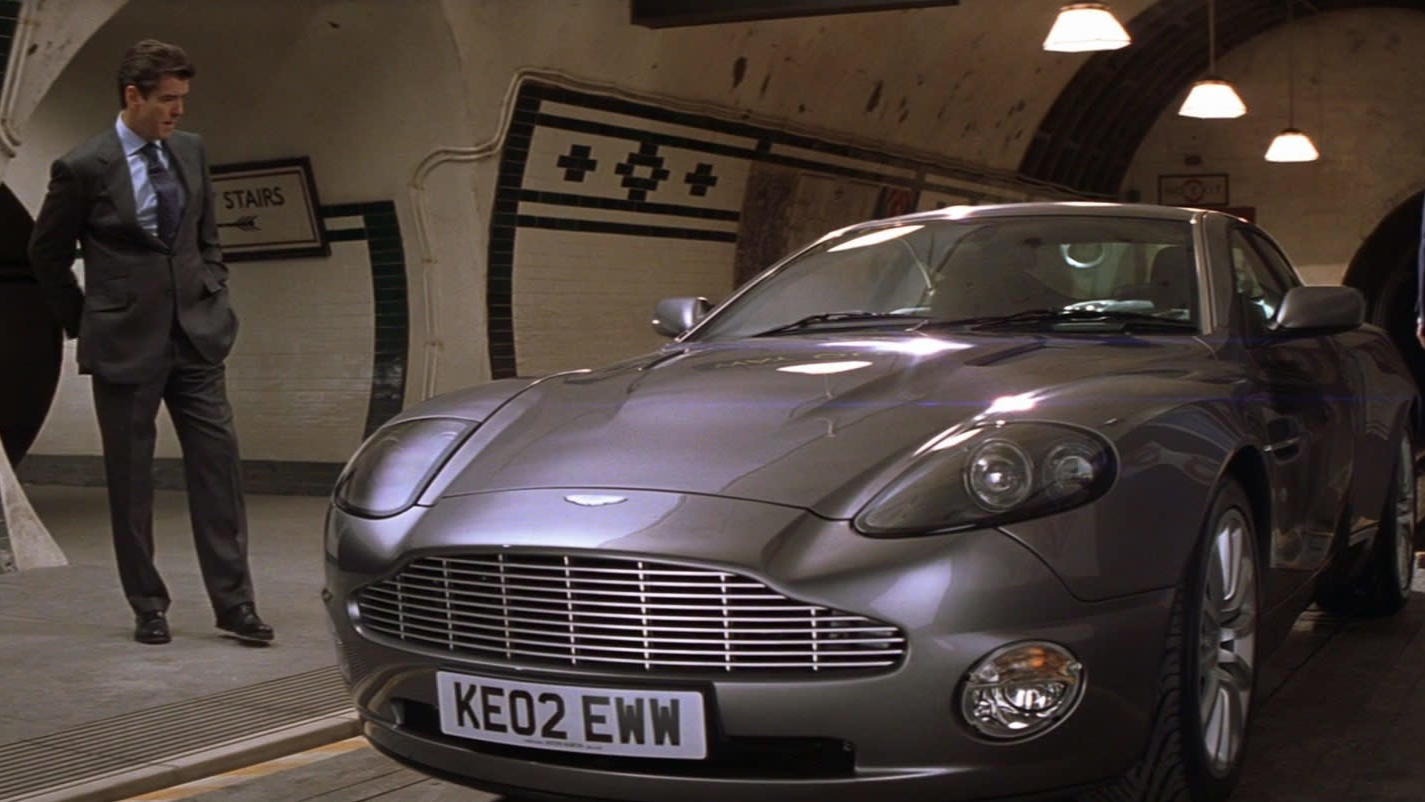 Aston Martin Didn't Want To Give Pierce Brosnan A Free Car For Playing James Bond