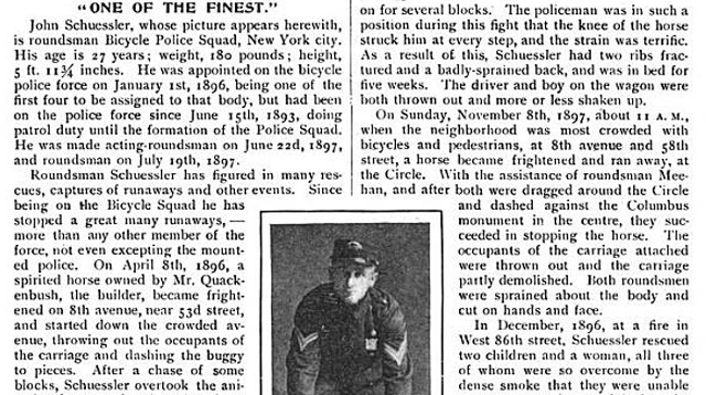 On This Day in 1899, The First Speeding Arrest Happened -- At 12 mph