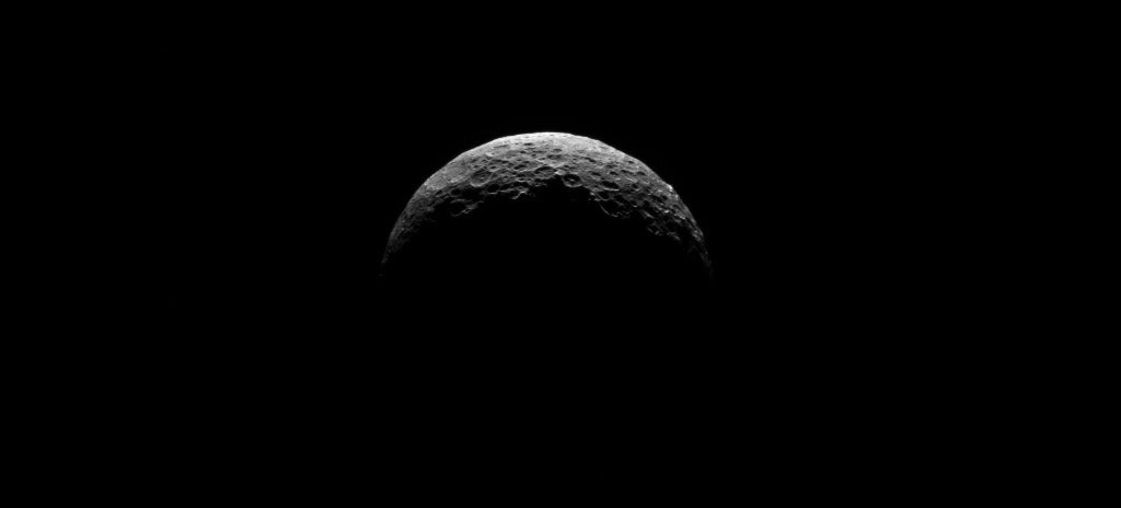 This Is Ceres' North Pole