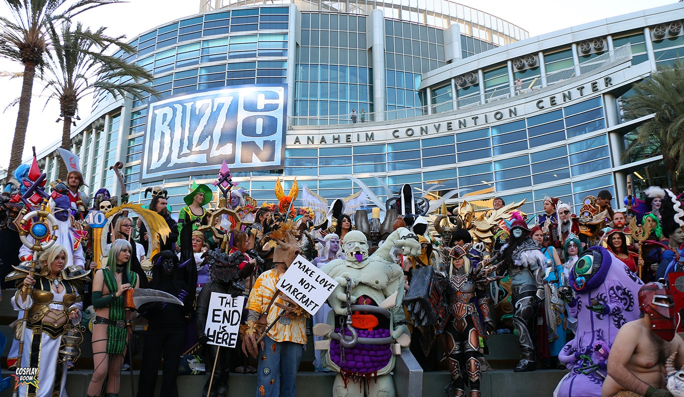 The Coolest Cosplay from Blizzcon 2014