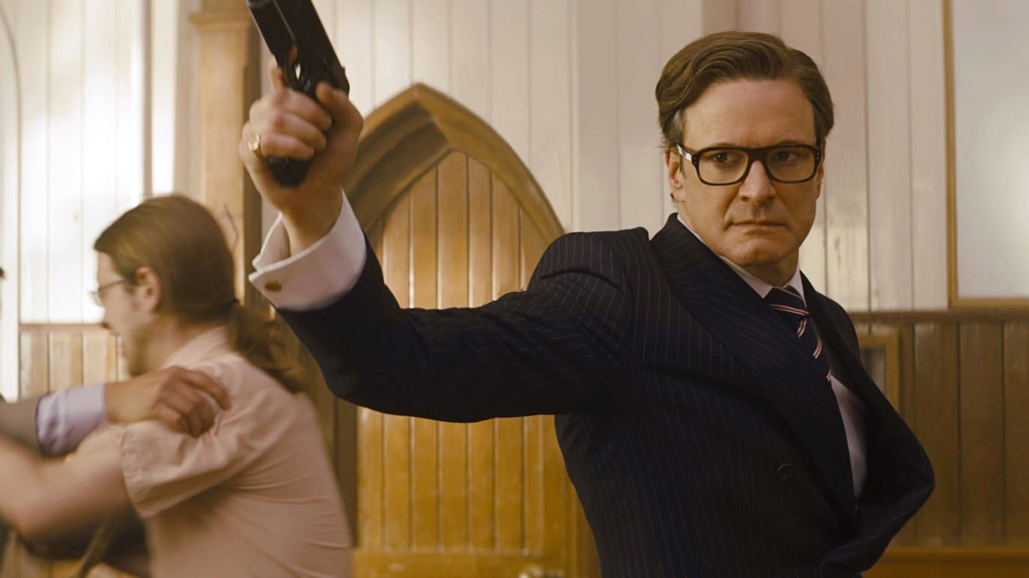 Kingsman 2 Director Is Very Annoyed You Know Colin Firth's Character Is Alive
