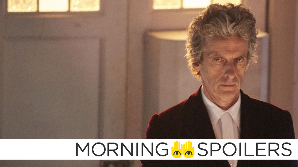 Peter Capaldi sets outline for Doctor Who season 10 episodes