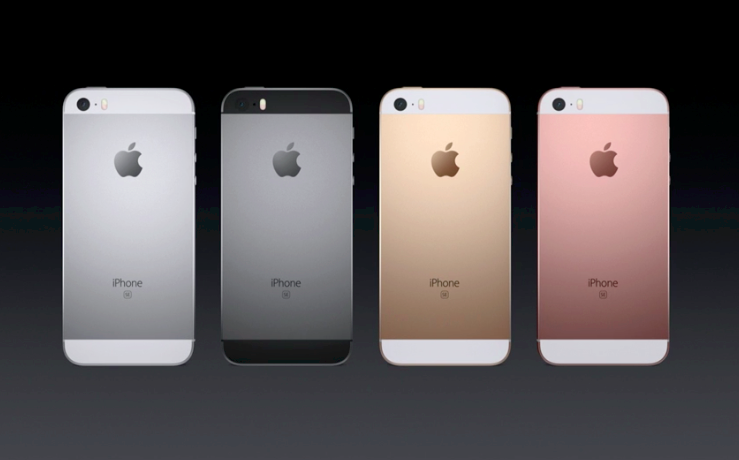 IPhone SE: All About Apple's Tiny New Phone